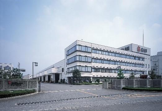 神奈川工場全景